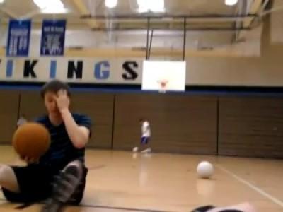 Basketball - Мастерский бросок для ютуба