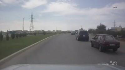 Беспредел на дорогах города Актау