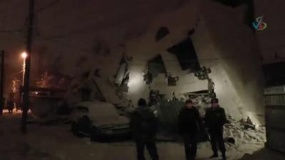 Таганрог ТВ Обрушение дома Чехова 57