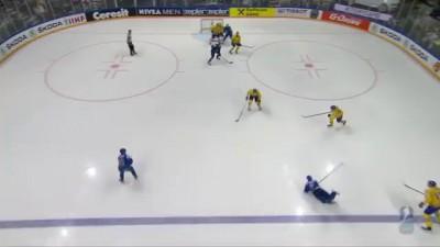 Roman Savchenko KAZ Super Goal - Супер красивый гол в полёте Романа Савченко на ЧМ 2016 по хоккею