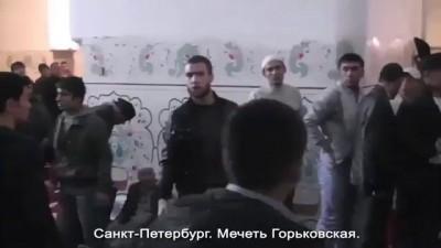 """Мечеть около ст.м. """"Горьковская"""""""