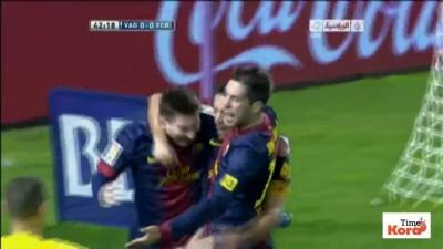 Вальядолид (Вальядолид) – Барселона (Барселона) – 1:3