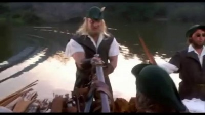 Training Montages: Robin Hood Men In Tights
