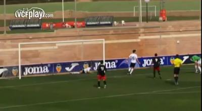 Удивительная футбольная акробатика