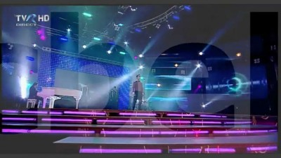 Eurovision 2011 Romania - Hotel FM - Change (Semi-Final 2) [720p HD]