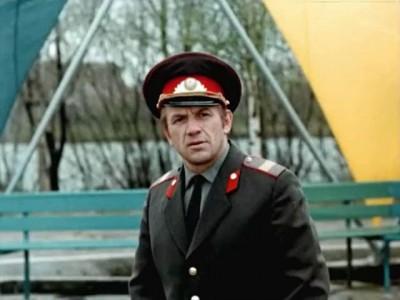 """Лев Дуров в фильме """"Большая перемена"""""""