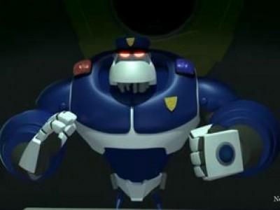 Хороший робот, плохой робот