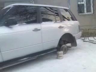 Я паркуюсь как м*дак