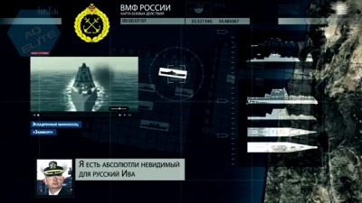 Флот России - игры кончились