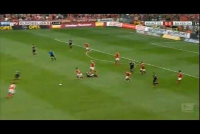 Mohuč 0 - 1 Leverkusen