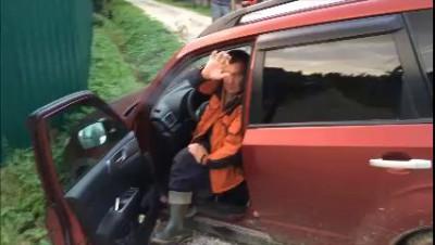 Пьяный за рулем (часть1)