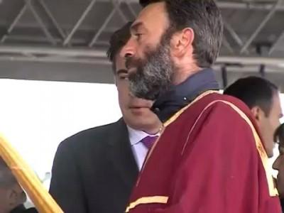 Обдолбаный Саакашвили наркоман