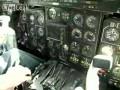 Взлет самолета в конго