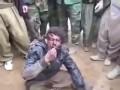 Сирия Захваченный боевик ИГИЛ 18+