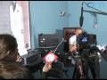 Александр Бурей(Саша Западный )на TV СКИФ интервью