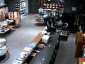 Ограбление в магазине