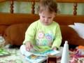 Новый прикол 2013. Ребенок читает рэп как Эминем. Прикол, юмор, смех, ржач.)))