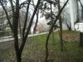 Горит автобус в Ставрополе