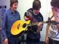 Четверо и гитара