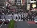 Китай пешеходный переход