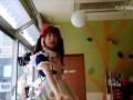 Нереальный танец японки