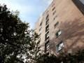 Пожар на 8 этаже и мать с ребенком