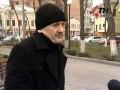 03.03.14 - Агрессивно настроенные люди под комиссариатом в Харькове