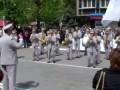 Луганск 1 Мая 2015. Оркестр жжет.