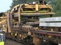 Замена железнодорожного полотна