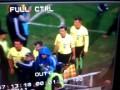Парамон пнул ногой арбитра матча «Динамо» — «Брага»