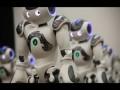 Танец маленьких... роботов...