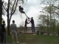 360 Upside Down Swing Fail