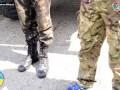 Боевики присягнувшие киевской хунте о своих потерях