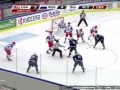 Россия-США.Четвертьфинал молодёжного чемпионата мира