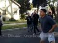 Боксёр в уличной драке