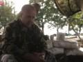 Гвардейцы на одном из блокпостов под Славянском