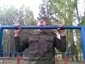 Новая методика по физподготовке в армии