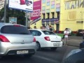 СТОПХАМ - На проезжей части