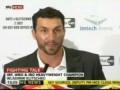 Klitschko v Haye: Handshake Row - Round 2