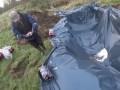 73-летний дедушка из Латвии утопил свою Audi в бассейне с колой