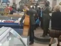 Ода радости. Флешмоб на одесском привозе 22.03.2014.