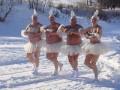 Танец лебеледей
