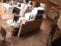 Crazy Patient Attacks Nurses With Metal Pipe
