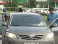 Водитель иномарки жестоко избил старика на дороге