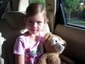 Девочку неожиданно отвезли в Диснейленд