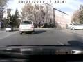 Проехал на все деньги / Drove on the wrong side near to police