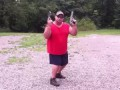 Стрельба из 2 Eagle