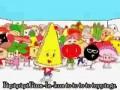 Японская реклама пиццы (анимэ)