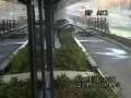 Raw: Car Nearly Hits UK Pedestrians
