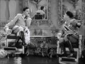 Great Dictator 2 chairs scene